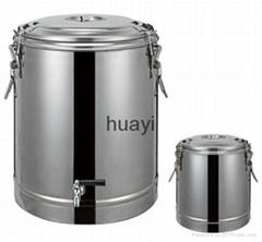 S/S Heat Preservation Barrel