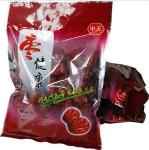 中天红袋枣健康 1