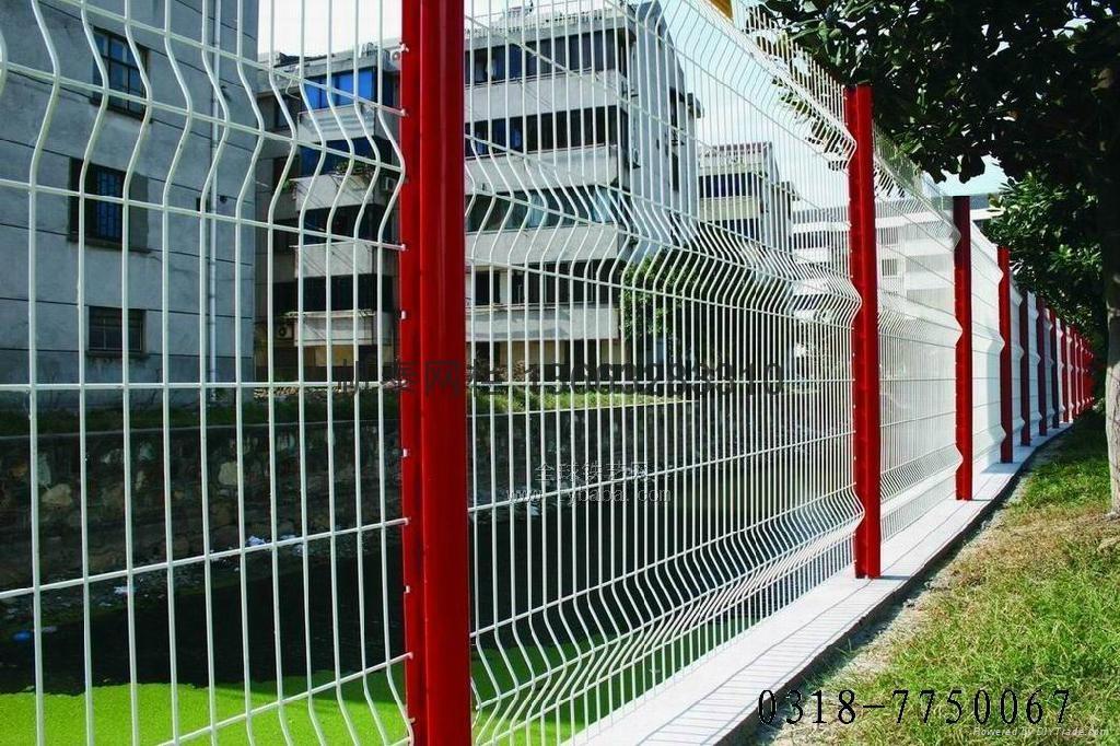 安全防护网系列小区围栏 1