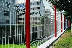 安全防護網系列小區圍欄