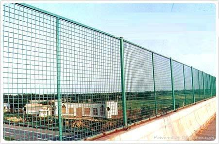 桥梁防护网 1