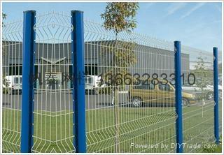安全防护网系列小区围栏 3