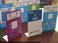 UV印刷 加厚PP卡片 PVC卡片 PET片 2