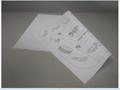 UV印刷 加厚PP卡片 PVC卡片 PET片 3