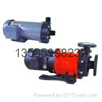 原装台湾进口TMD耐酸碱磁力泵