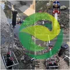 污水處理低噪音NCW沉水鼓風機