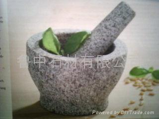 石蒜罐,石研钵