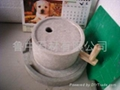 natural stone coffee mill