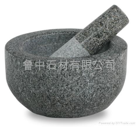 天然石臼,研钵,蒜臼