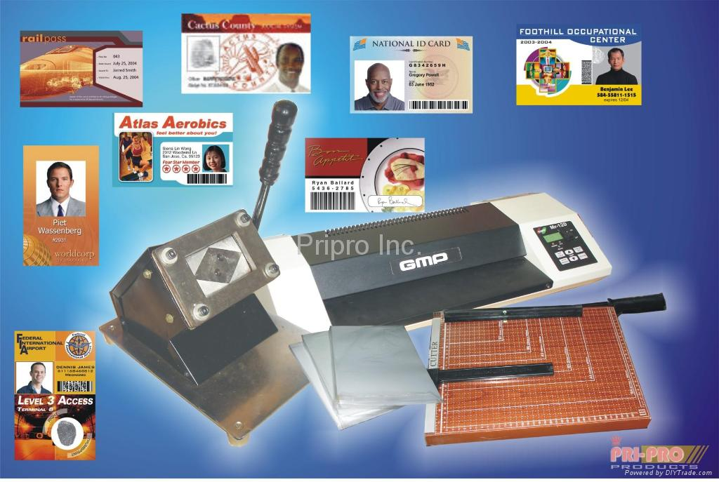 ID Card Making Machine - India - Manufacturer - Product ...