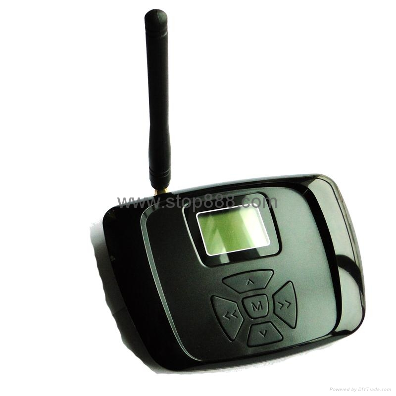 AT-216F Dog/Cat Wireless Fence with LCD display rechargeable and waterproof 3