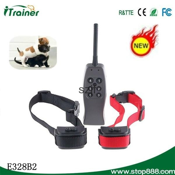 Small/Medium/Big Dog Remote Training Collar for 2 Dogs-Rechargeable Version  1