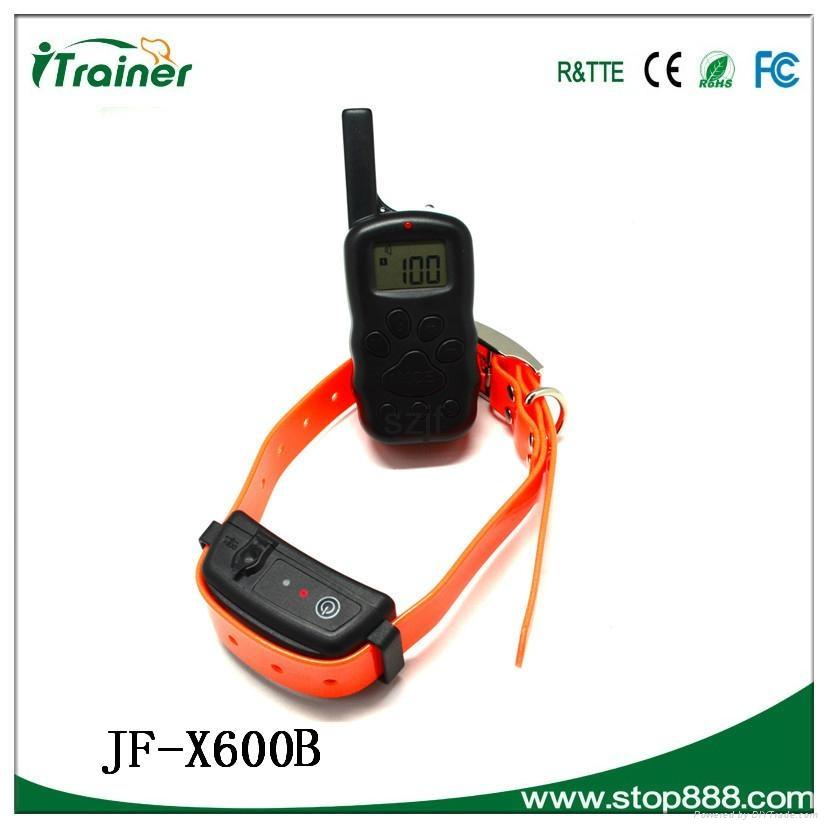 JF- X600B Remote pet training collar 2
