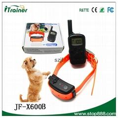 JF-X600B 最新亞馬遜熱賣訓狗器 寵物訓練項圈
