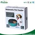 High qualoty automatic pet dog bowl feeder PF-18 3