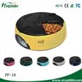 High qualoty automatic pet dog bowl feeder PF-18 4
