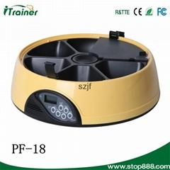 High qualoty automatic pet dog bowl feeder PF-18