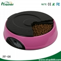 LCD Screen Automated Rabbit Feeder PF-08,dog feeder 4