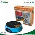 LCD Screen Automated Rabbit Feeder PF-08,dog feeder 5
