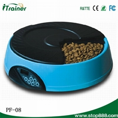 LCD Screen Automated Rabbit Feeder PF-08,dog feeder