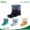 2015 electric automatic timed pet food dispenser PF-10A 6