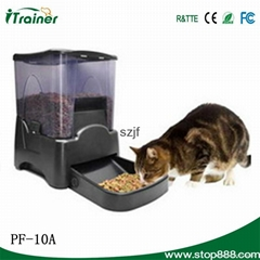 2015 electric automatic timed pet food dispenser PF-10A