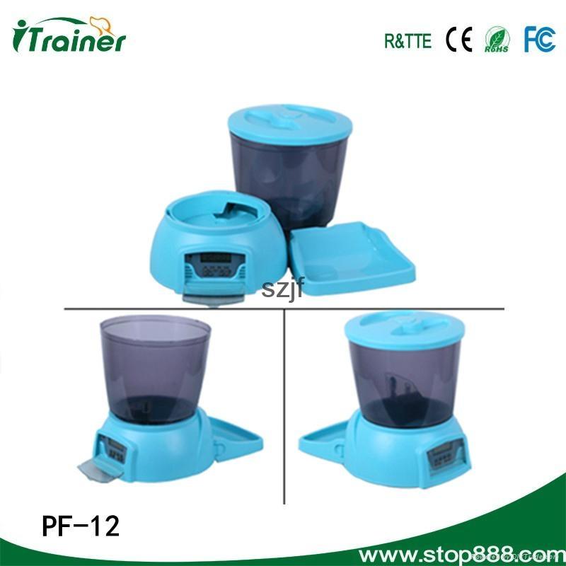 PF-12 4.25L Medium Capacity Automatic Pet Feeder 3