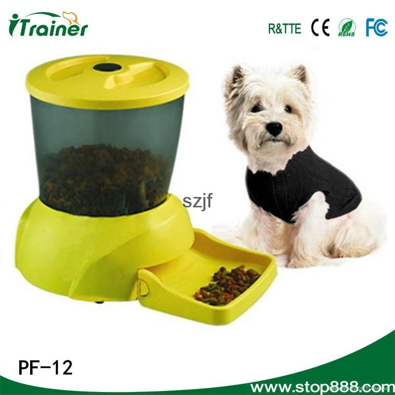 PF-12 4.25L Medium Capacity Automatic Pet Feeder 1