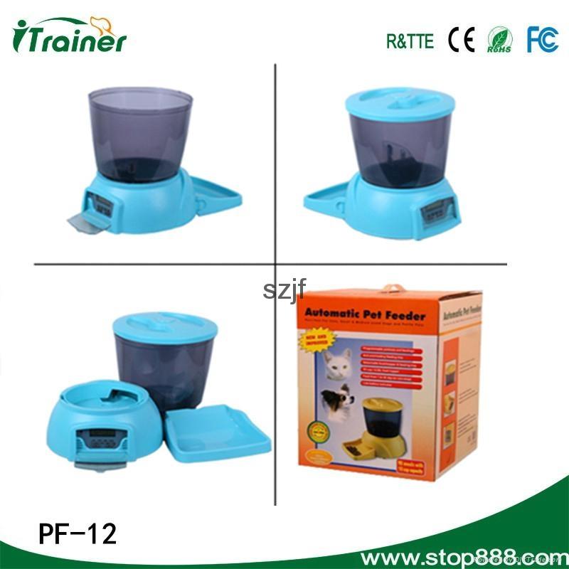 PF-12 4.25L Medium Capacity Automatic Pet Feeder 6