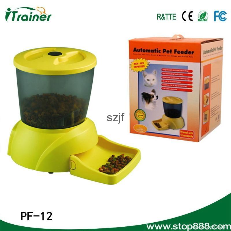 PF-12 4.25L Medium Capacity Automatic Pet Feeder 2
