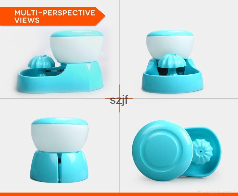PW-03 Elegant Automatic Dog Water Dispenser 4