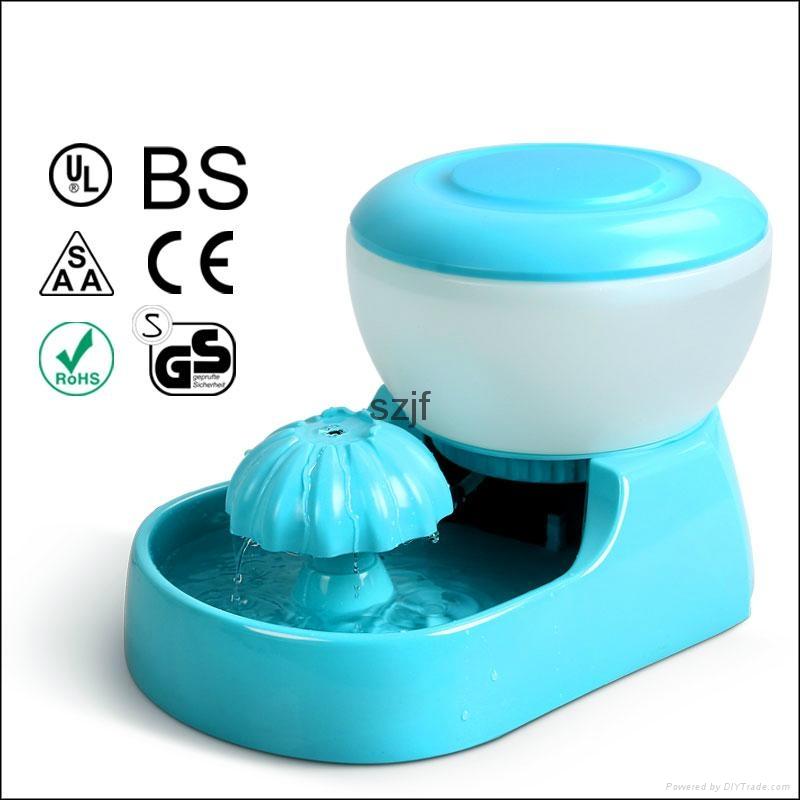 PW-03 Elegant Automatic Dog Water Dispenser 5