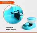 PW-03 Elegant Automatic Dog Water Dispenser 6