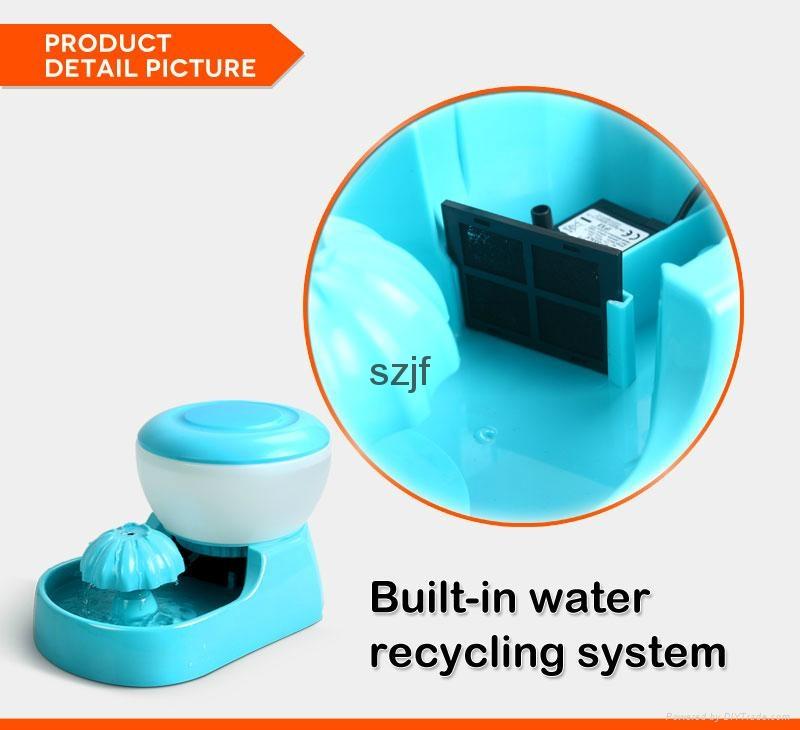 PW-03 Elegant Automatic Dog Water Dispenser 7