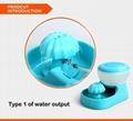 PW-03 Elegant Automatic Dog Water Dispenser 12