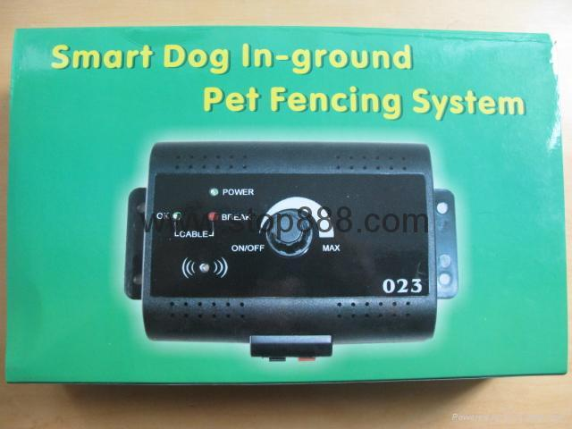 Smart Dog In-ground Pet Fencing System-HT-023 3