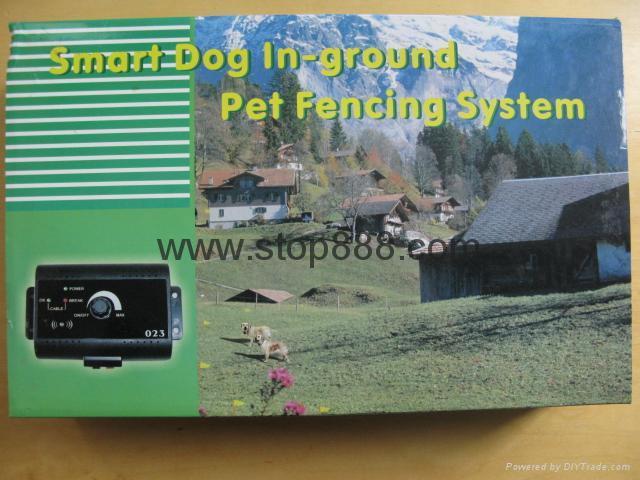 HT-023寵物電子圍欄隱形狗籬笆 4