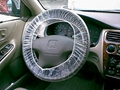 Plastic Steering Wheel Cover
