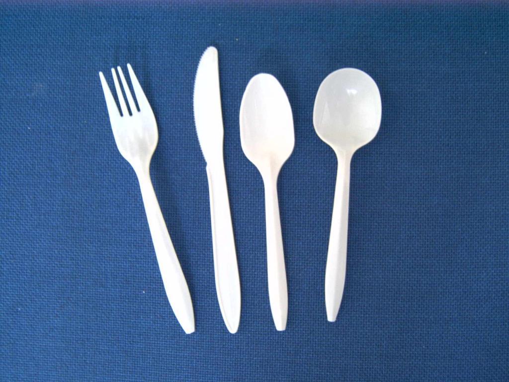 PP 塑料刀叉系列 1