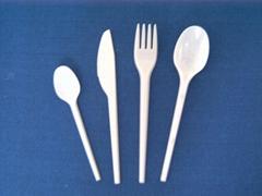 PS cutlery(Whtie)