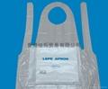 LDPE apron (Flat Pack)