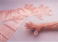 塑料/LDPE手套 1