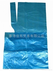 LDPE Hairdressing Cape/mantle