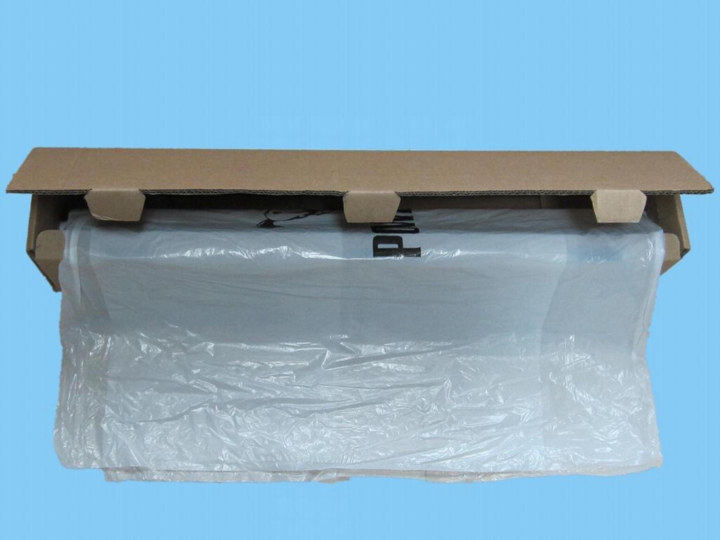 塑料一次性汽车座套(印刷) 2