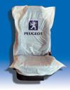 塑料一次性汽車座套(印刷)