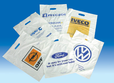 Parts Bag with Logo