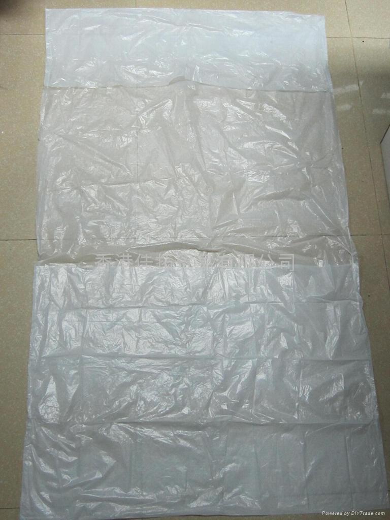 塑料一次性汽车座套(印刷) 3