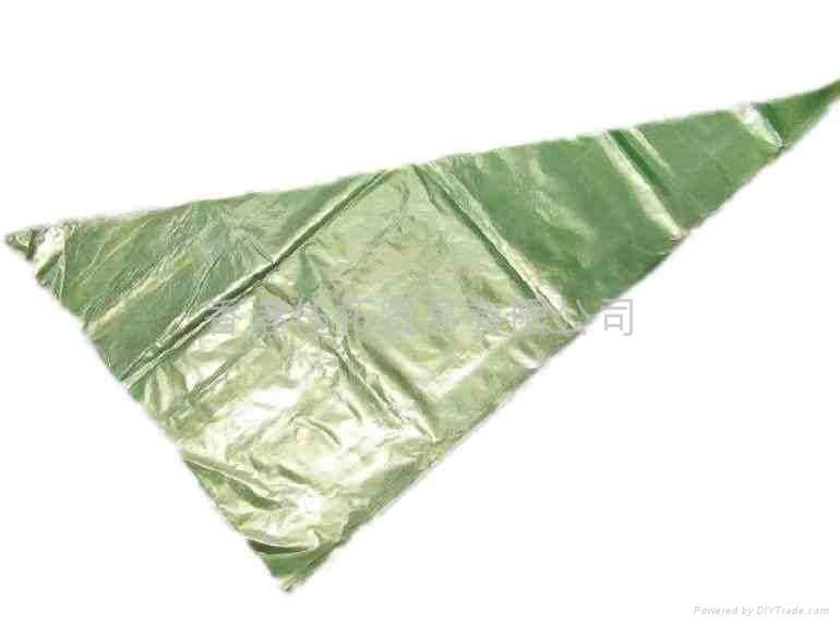 LDPE Perming Cape(Triangle) 1