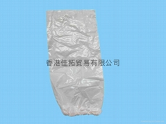 Disposable Plastic Handbrake Cover
