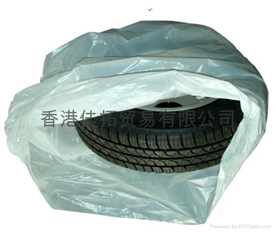 一次性轮胎袋 1